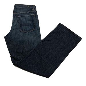 33 / 33 / 7 For All Mankind relaxed jeans